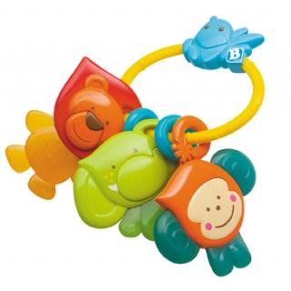 B kids Chrastítko Safari