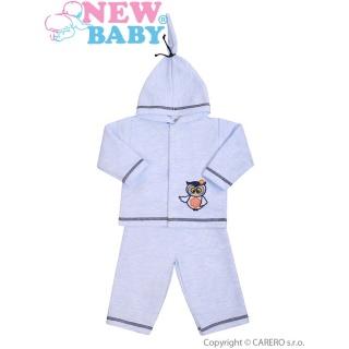2-dílná soupravička New Baby Snílek modrá Modrá 68 (4-6m)