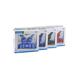 Náhradní bezpečnostní pásy do kočárku Baby Ono modré tmavé Modrá