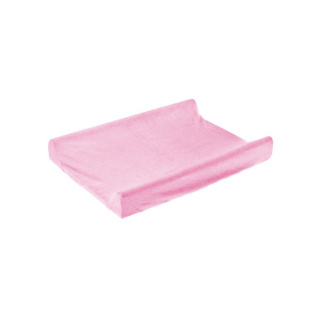 Návlek na přebalovací podložku Sensillo 50x70 světle růžový Růžová