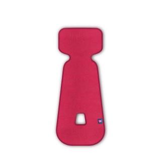 PETITE&MARS Vložka do autosedačky 3D Aero růžová (9 - 18 kg)