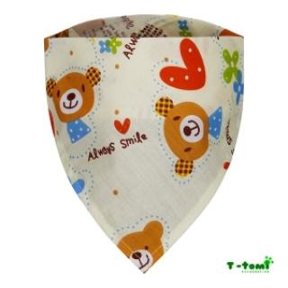 T-Tomi Dětský šátek medvídci