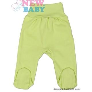 Kojenecké polodupačky New Baby Classic Zelená 68 (4-6m)