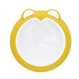 Talíř ANTI-SLIP Sunshine Yellow
