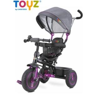 Dětská tříkolka Toyz Buzz purple Fialová