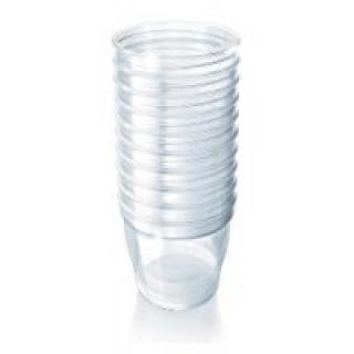 Avent VIA pohárky 180 ml - 10 ks