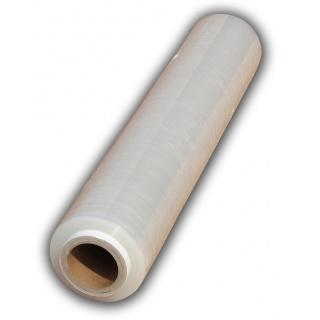 Stretch fólie ruční transparentní 23 mikrogramů, 50cm/2,40 kg