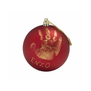 Vánoční koule My Christmas Fairy Red