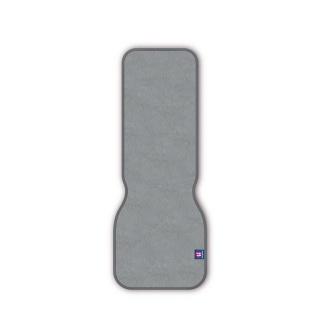 PETITE&MARS Vložka do autosedačky 3D Aero sv.šedá (15 - 36 kg)