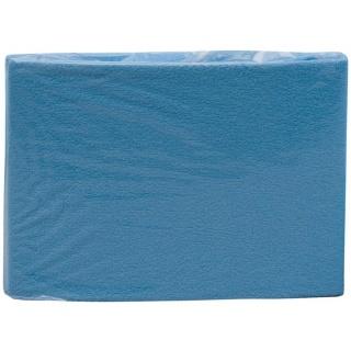 Prostěradlo nepropustné - Scarlett /120x60 cm/ - modrá