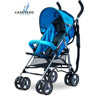 Golfový kočárek CARETERO Alfa blue 2016 Modrá