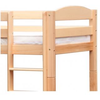 Patrová postel Scarlett SOFIE - přírodní - 200 x 90 cm