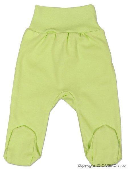 Kojenecké polodupačky New Baby zelené Zelená 68 (4-6m)