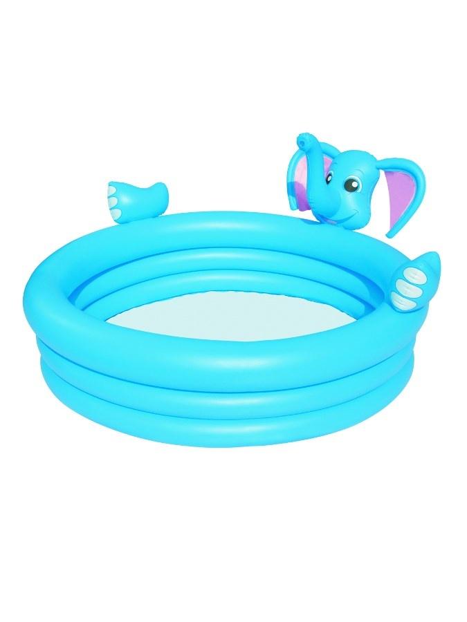 Dětský nafukovací bazén Bestway sloník Modrá
