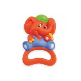 Dětské chrastítko Baby Mix sloník Dle obrázku