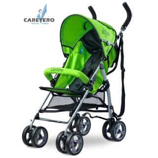 Golfový kočárek CARETERO Alfa green 2016 Zelená