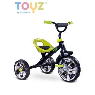 Dětská tříkolka Toyz York green Zelená