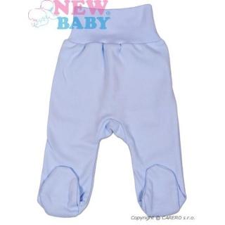 Kojenecké polodupačky New Baby Classic Modrá 50