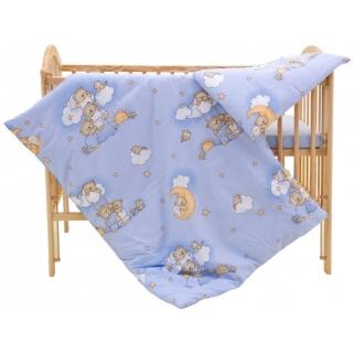 Dětské povlečení 2dílné - Scarlett Mráček - modrá 90 x 120 cm