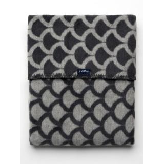 Dětská bavlněná deka se vzorem Womar 75x100 šedo-grafitová Dle obrázku