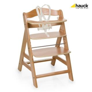 Hauck Alpha+ židlička dřevěná