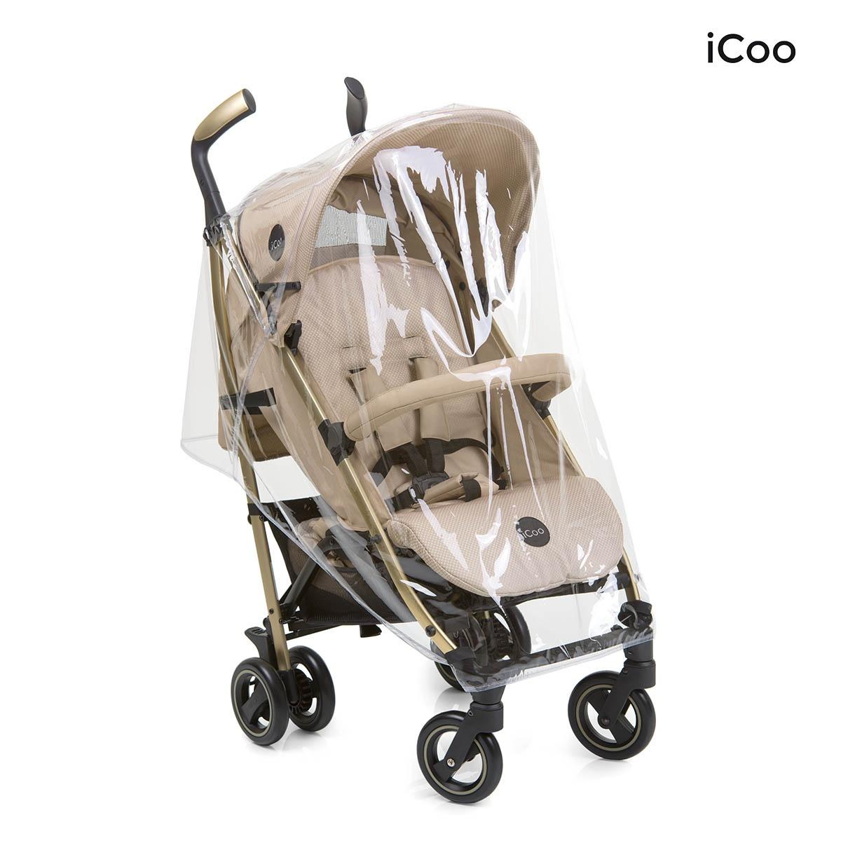 iCoo Pace raincover 2019 pláštěnka
