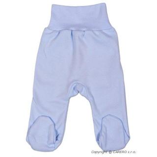 Kojenecké polodupačky New Baby modré Modrá 74 (6-9m)