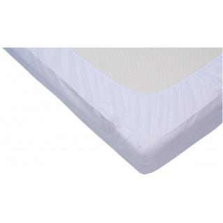 Matracový chránič na matraci do proutěného koše 86 x 46 cm