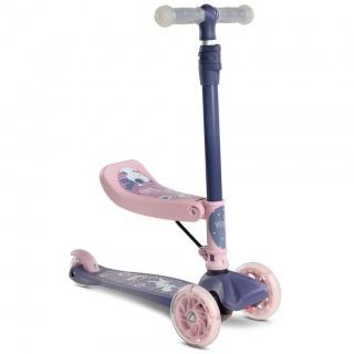 Dětská koloběžka Toyz Tixi pink Růžová