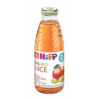 HiPP BIO šťáva jablečno - hroznová 500 ml