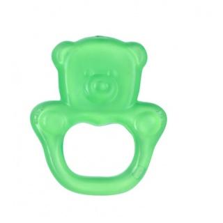 Baby ono Kousátko chladící medvěd- zelená