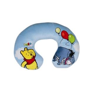 Cestovní polštářek Disney Winnie the Pooh Modrá