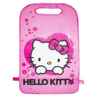 Ochranná folie na sedadlo Hello Kitty Růžová