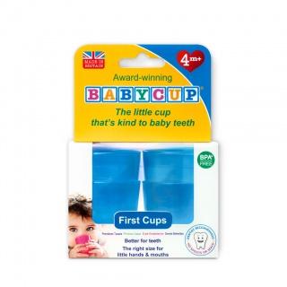 Babycup barevný modrý