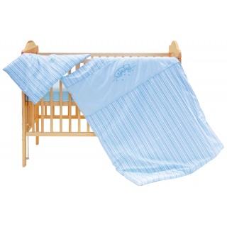 Dětské povlečení 2dílné - Scarlett Filip - modrá 100 x 135 cm
