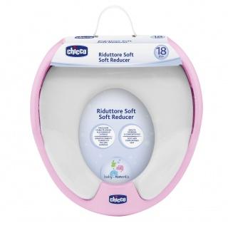 Adaptér na WC Soft růžový