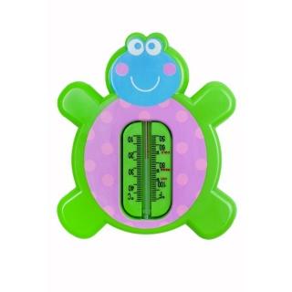 Teploměr Akuku Želvička zelený Zelená
