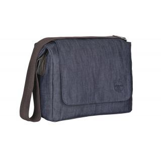 Lässig taška na rukojeť Green Label Small Messenger Bag Update denim blue