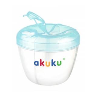 Dávkovač sušeného mléka Akuku modrý Modrá