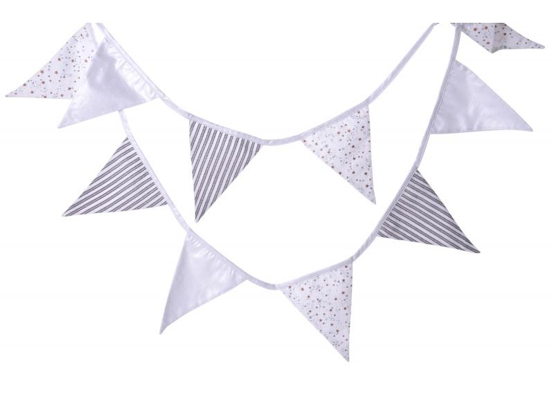 Girlanda hvězdičky