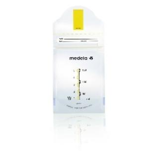 MEDELA Sáčky na zamraz.mateřského mléka 150 ml 20ks