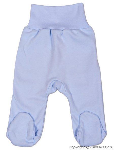 Kojenecké polodupačky New Baby modré Modrá 80 (9-12m)