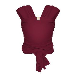 šátek STRETCHY WRAP DeLuxe Berry Red (vel. M)