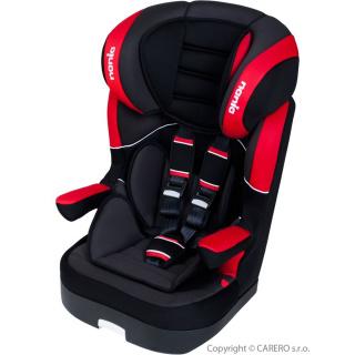 Autosedačka Migo Myla Premium 2017 red Červená