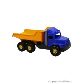 Hračka do písku - Náklaďák žluto-modrý Žlutá