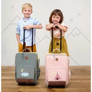 Lässig 4kids dětský kufr Trolley Adventure Tipi