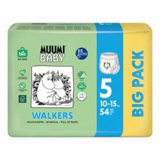 MUUMI Baby Walkers Big Pack vel. 5, 54 ks, 10-15 kg