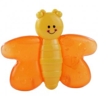 Chladící kousátko Baby Mix včela Žlutá