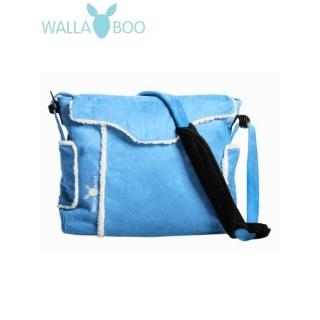 Přebalovací taška na kočárek Wallaboo Modrá