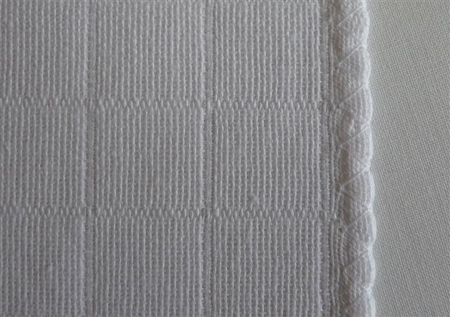 LTZ bílé bavlněné pleny 70x70cm 1 kus